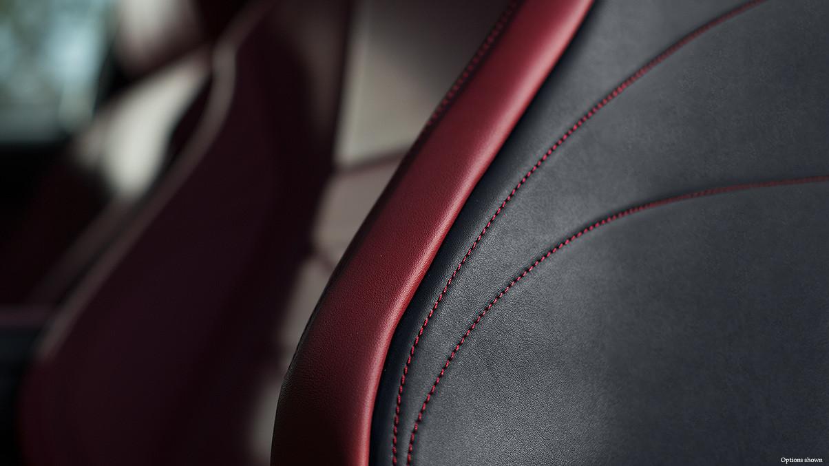 2015 Lexus RC 350 Sport Interior Stitching Near Reston, VA
