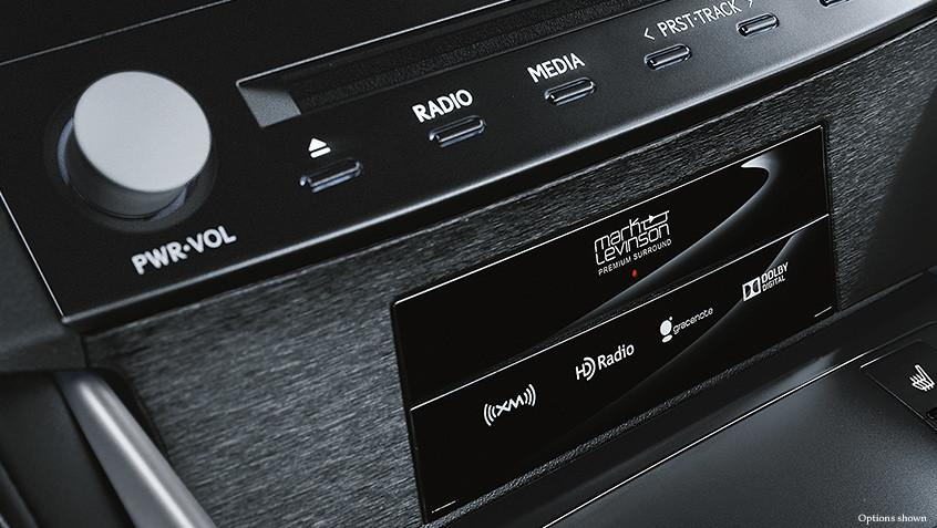 2015 Lexus RC Mark Levinson® Surround Audio Comparison In Virginia