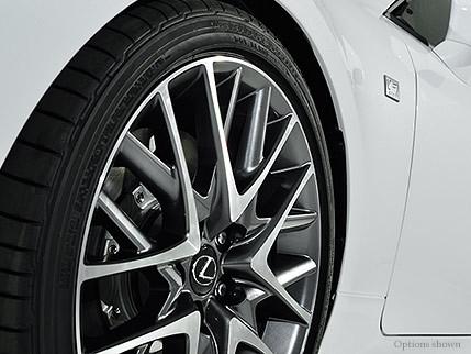2015 Lexus RC F SPORT Package Wheels In Chantilly, VA
