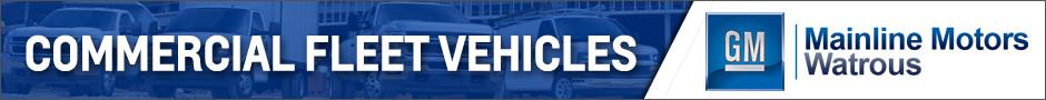 commercial fleet vehicles