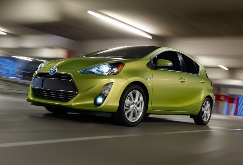 Trims of the 2015 Prius c for Sale in Tacoma at Toyota of Tacoma