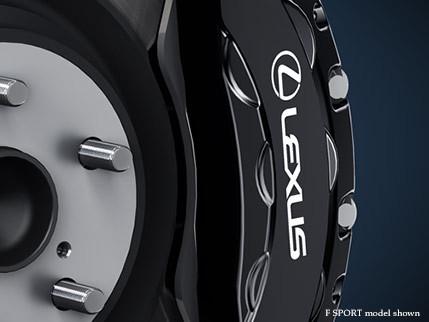 2015 Lexus LS Trims F Sport Brembo Brakes