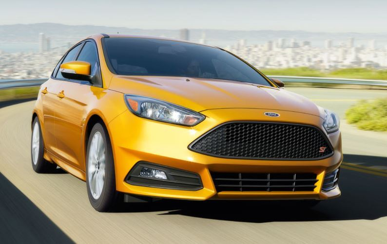 Features of the 2015 Ford Focus ST near Fruitland at Gentry Ford - Ontario