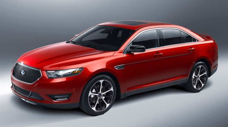 Features of the 2015 Ford Taurus near Fruitland at Gentry Ford - Ontario
