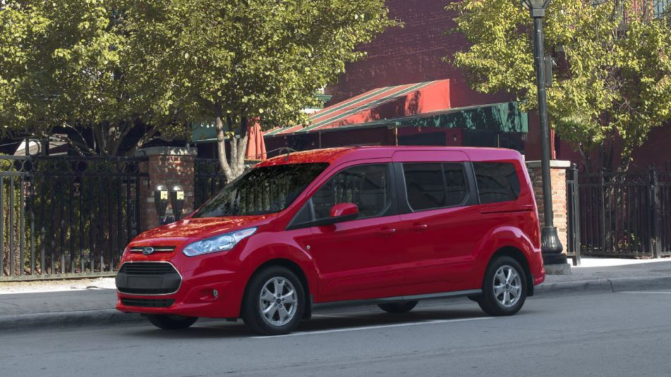 Features of the 2015 Ford Transit Connect near Fruitland at Gentry Ford - Ontario