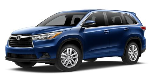 Features of the 2015 Toyota Highlander for Sale near Lynnwood at Magic Toyota