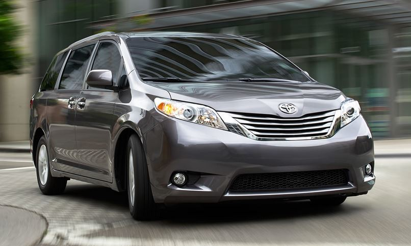Features of the 2015 Toyota Sienna for Sale near Lynnwood at Magic Toyota