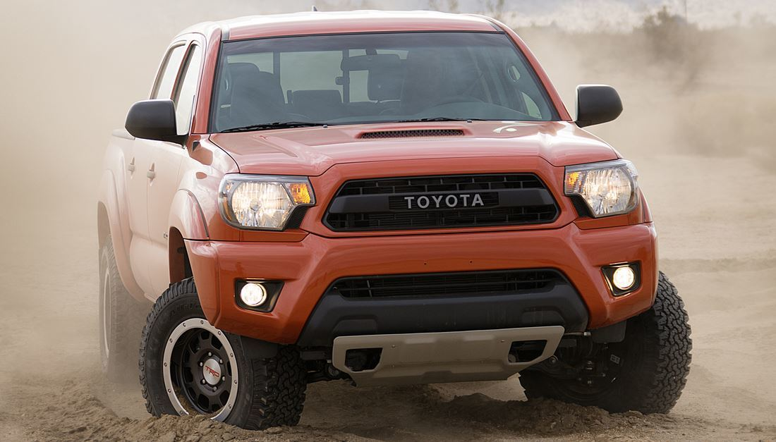 Trims of the 2015 Toyota Tacoma near Wenatchee at Toyota of Moses Lake Washington