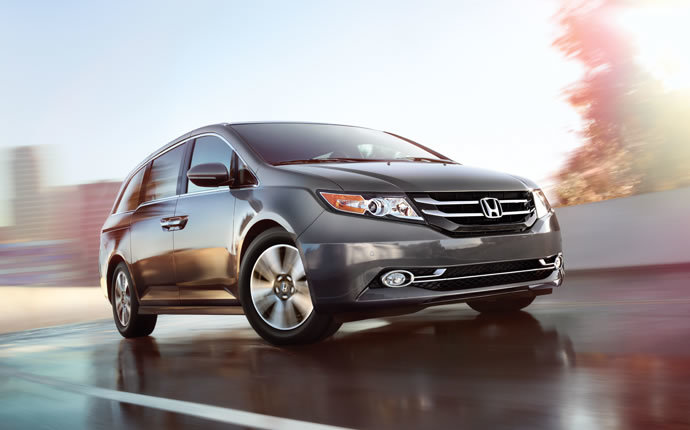 2015 Honda Odyssey Features near Walla Walla at Honda of Moses Lake Washington