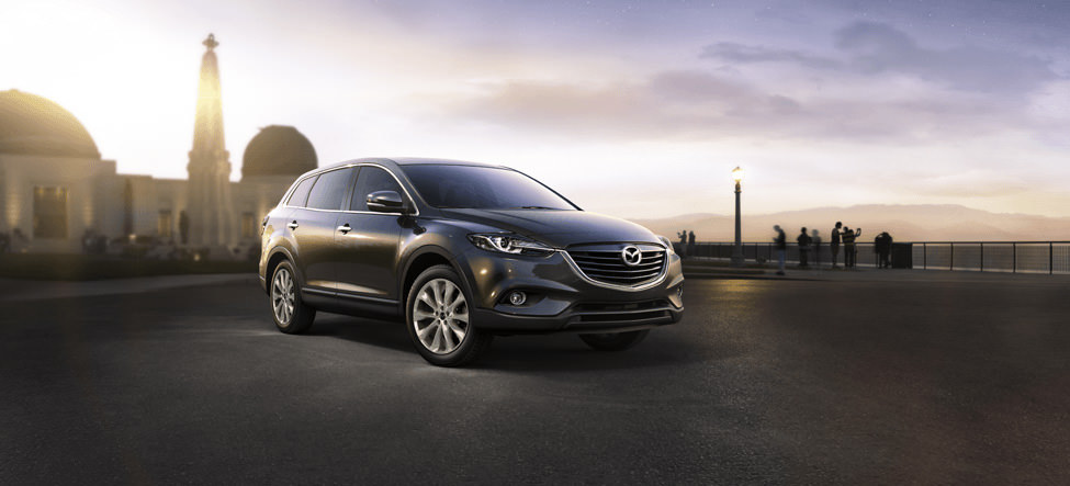 Certified Pre-Owned Mazda near Bellevue at Lee Johnson Auto Family