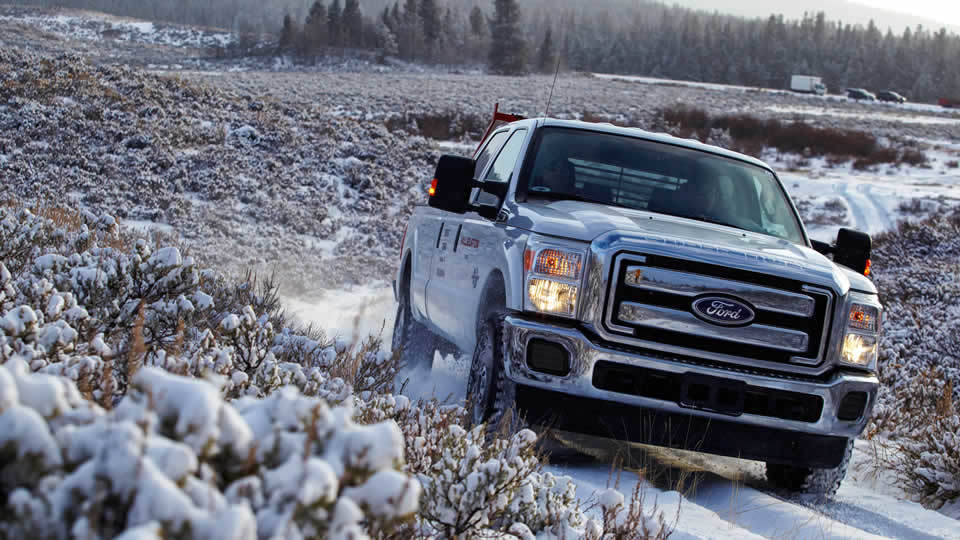 2016 Ford F-250 in Spokane at Gus Johnson Ford
