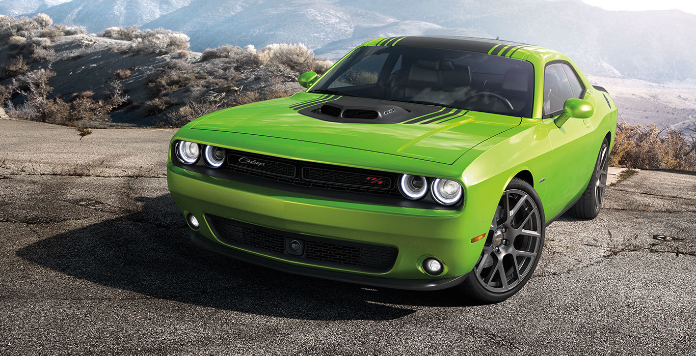 2015 Dodge Challenger for Sale near Knoxville at Farris Motor Company