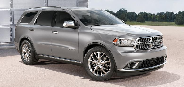 2015 Dodge Durango for Sale near Knoxville at Farris Motor Company
