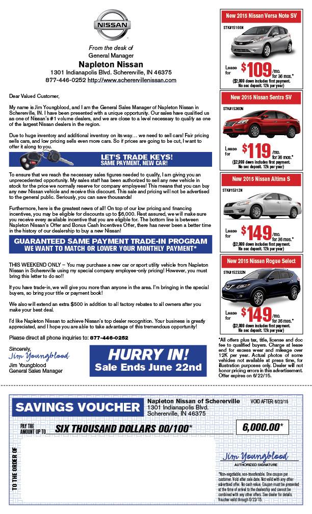 Current Ads - Napleton's Used Car Center