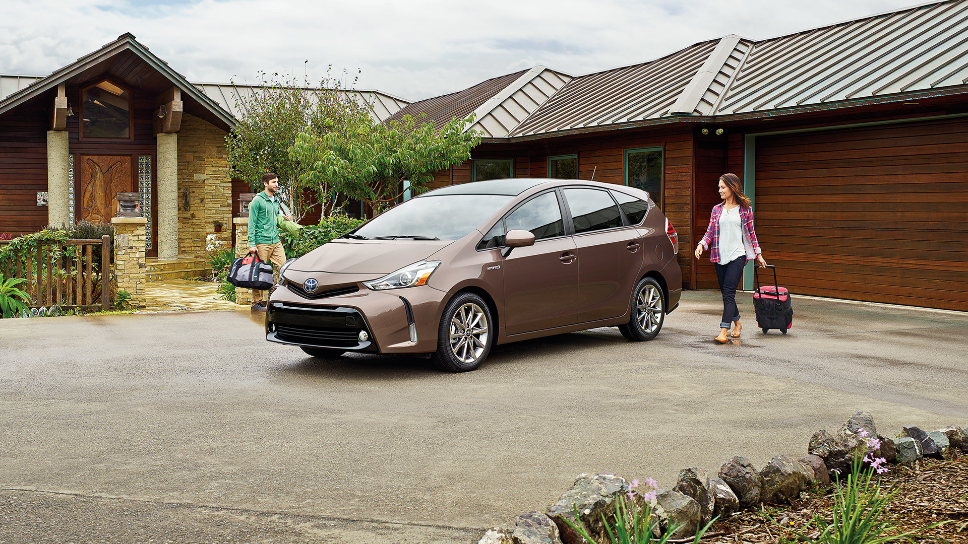 Trims of the 2015 Prius v for Sale in Tacoma at Toyota of Tacoma