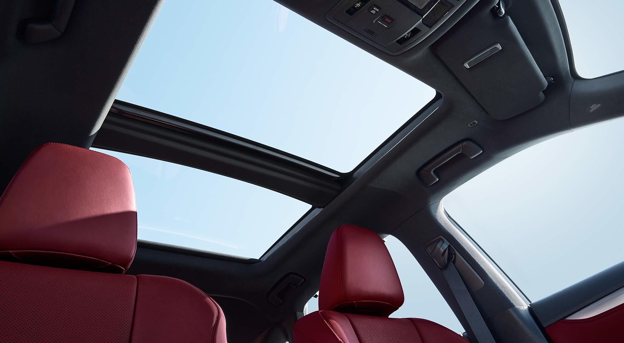Lexus RX Panoramic Moonroof