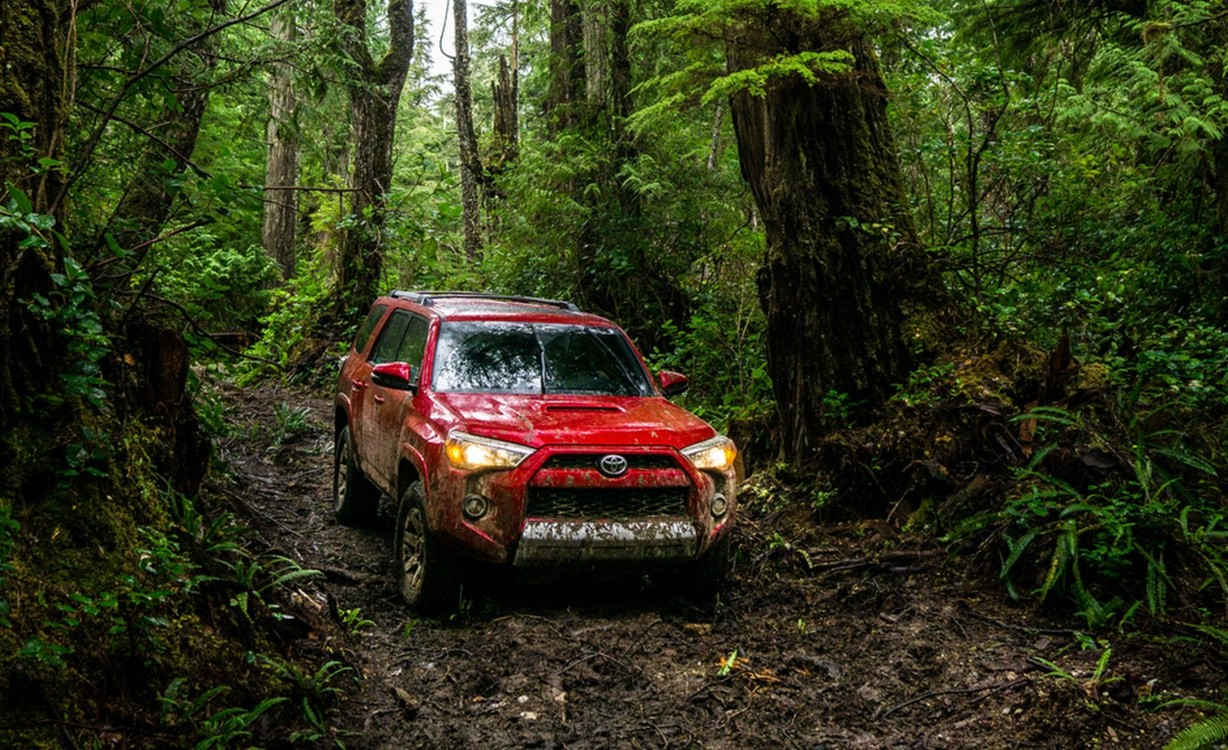 2015 Toyota SUVs for Sale in Moses Lake at Toyota of Moses Lake Washington