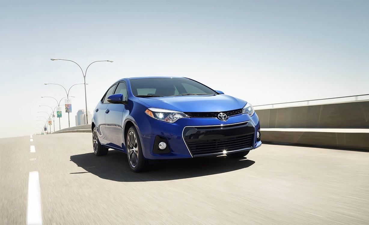 2016 Toyota Corolla for Sale near Kennewick at Toyota of Moses Lake Washington