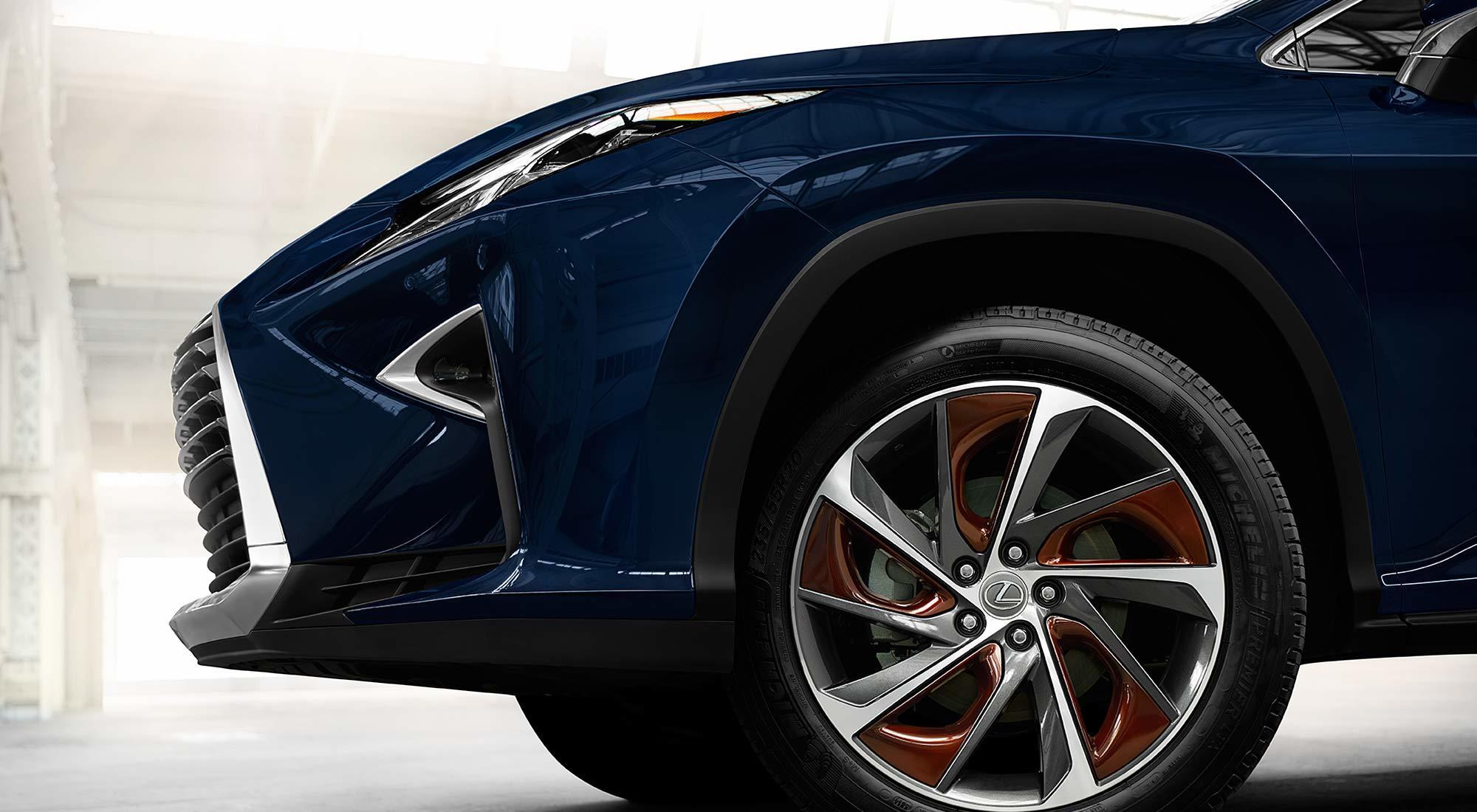 Lexus RX 20-inch Wheels