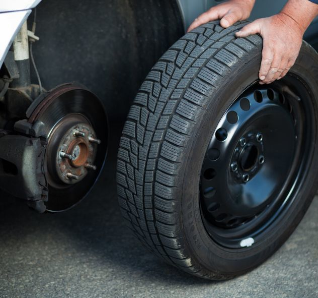 Kia Tire Service in Puyallup at Kia of Puyallup