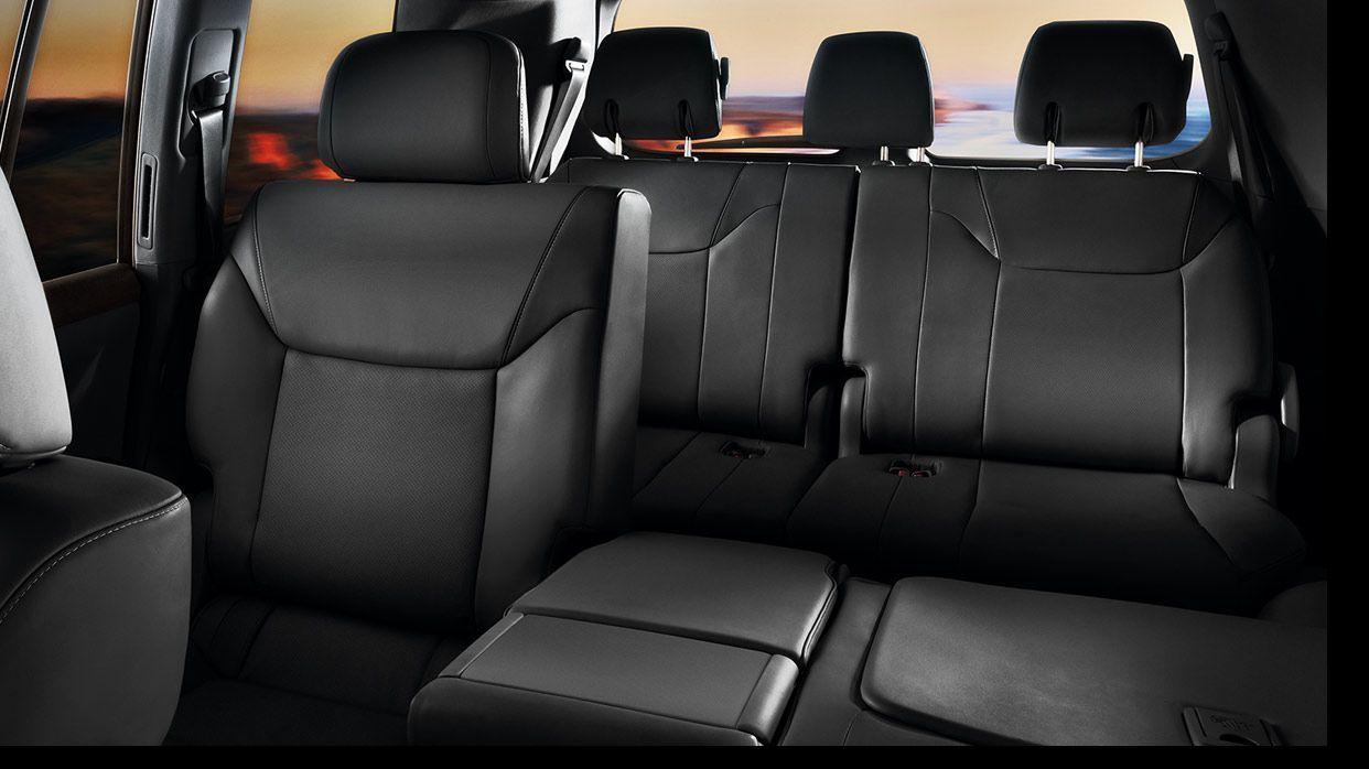 2015 Lexus LX Interior Seating
