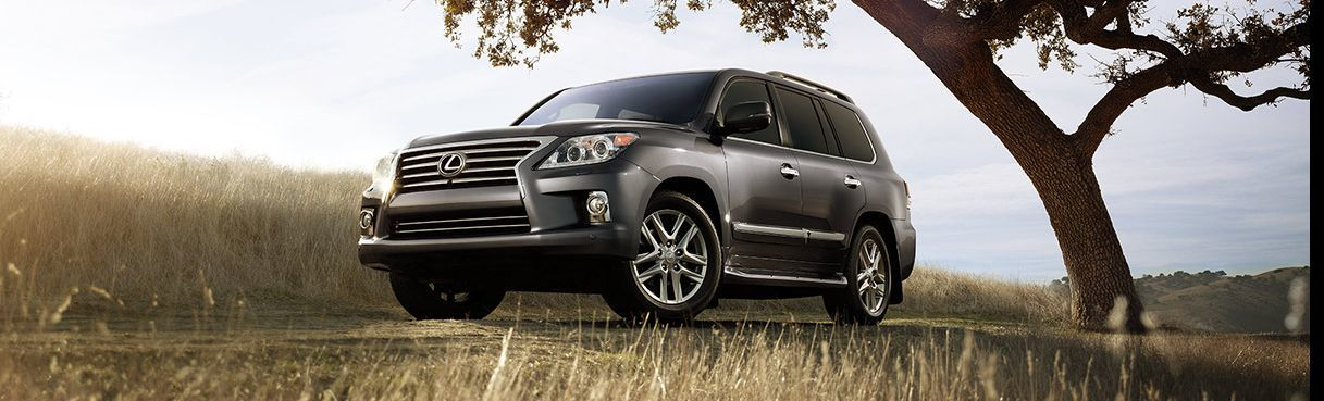 2015 Lexus LX Finance Near Washington, D.C.