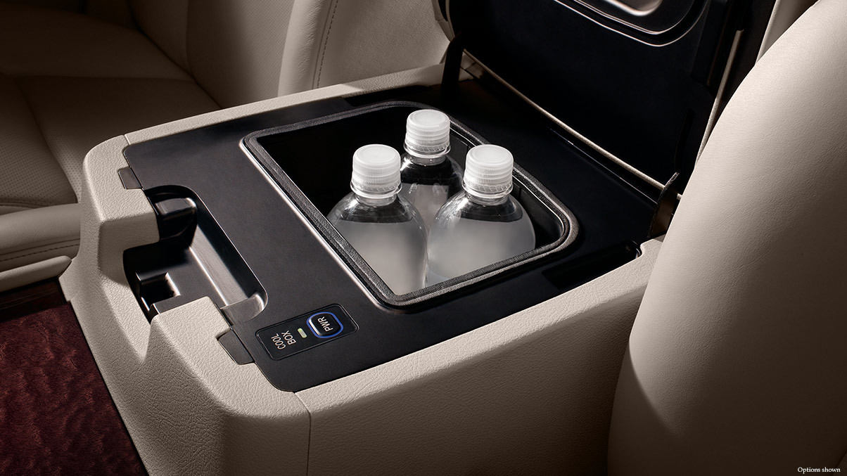 2015 Lexus LX Center Console Cool Box