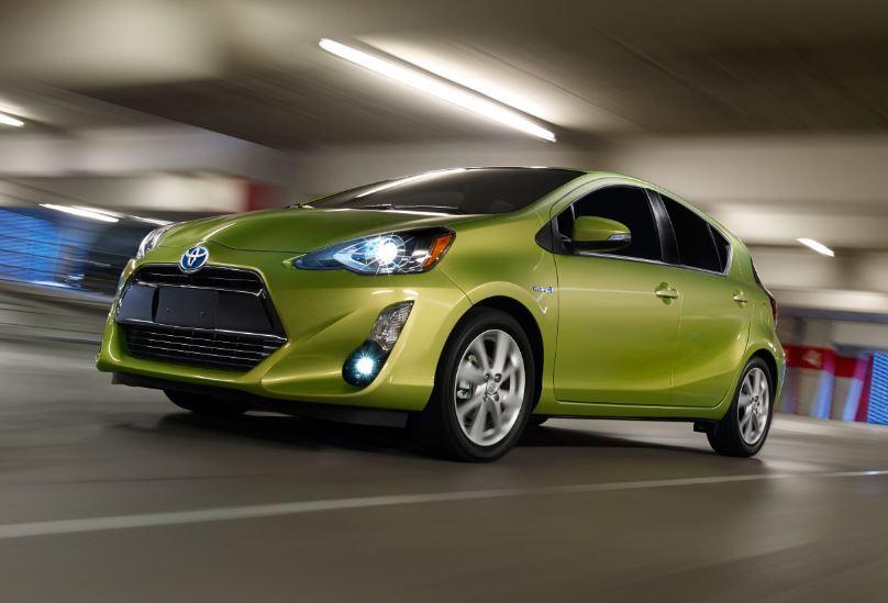 2015 Toyota Prius c for Sale near Spokane at Toyota of Yakima Union Gap Washington