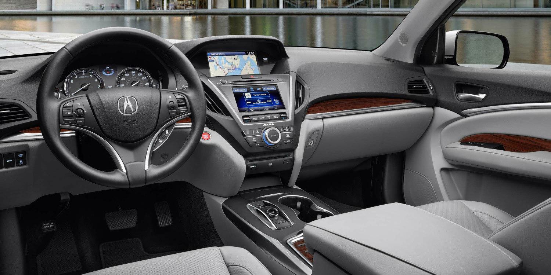 Acura MDX Model Comparison Near Sterling VA Pohanka Acura - Lease an acura mdx