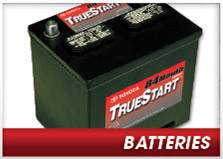 New Batteries at Hatch Toyota
