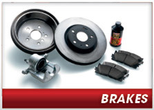 New Brakes at Hatch Toyota