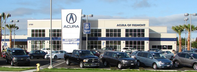 acura of fremont fremont auto mall