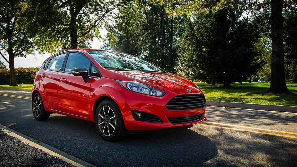 2016 Ford Fiesta for Sale in Spokane at Gus Johnson Ford