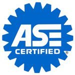 Crown Toyota of Lawrence Service ASE Certified