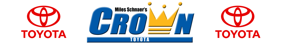 Crown Toyota Lawrence Page Header
