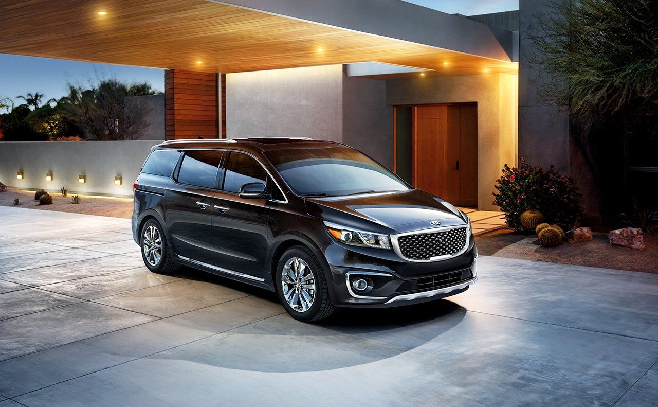 2016 Kia Sedona for Sale in Puyallup at Kia of Puyallup
