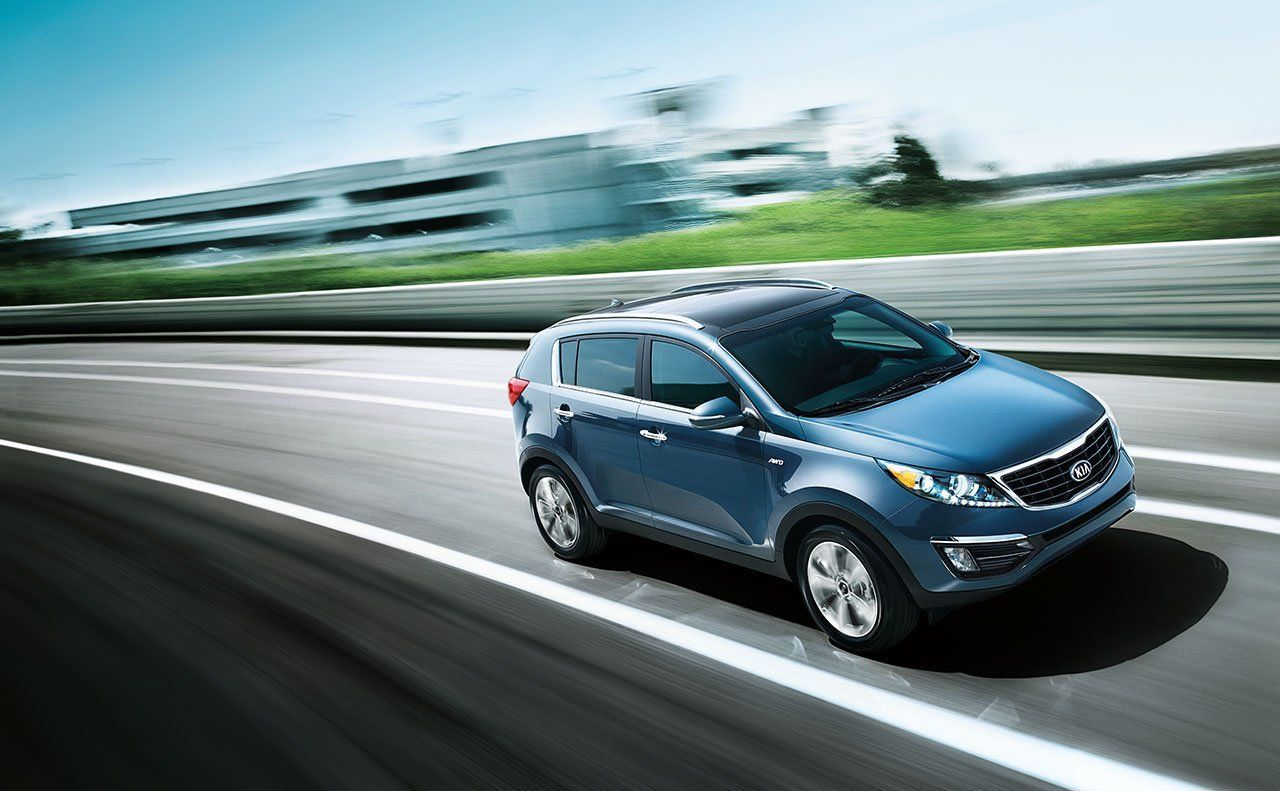 2016 Kia Sportage for Sale in Puyallup at Kia of Puyallup