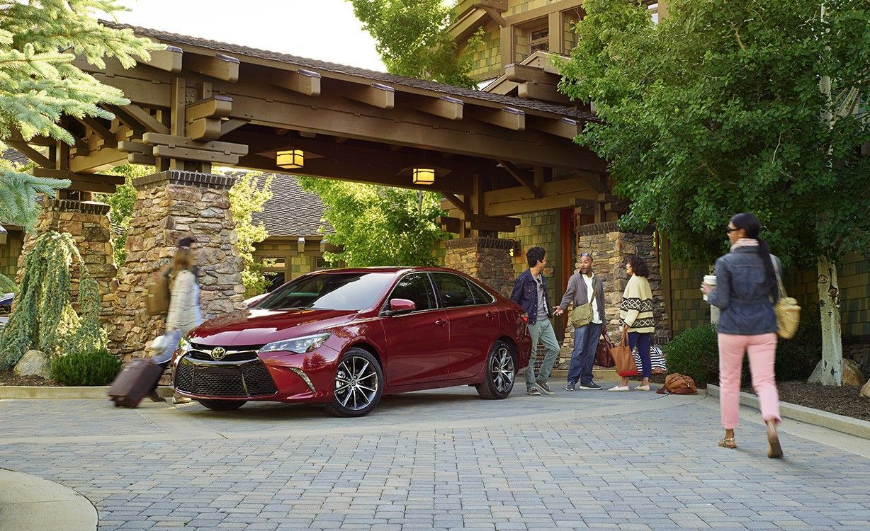 2015 Toyota Camry for Sale near Tacoma at Doxon Toyota