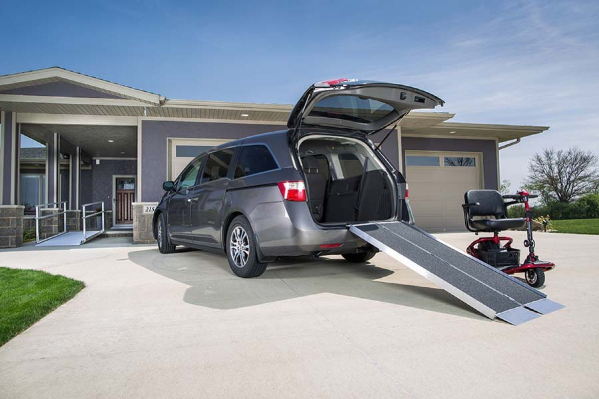 Portable Ramps in Tacoma at Absolute Mobility Center