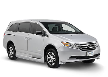 Accessible Minivan Rentals in Tacoma at Absolute Mobility Center