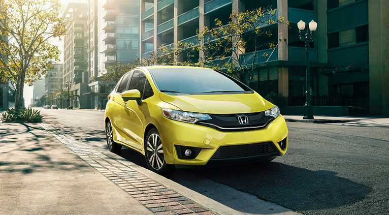2016 Honda Fit in Reno at Michael Hohl Honda
