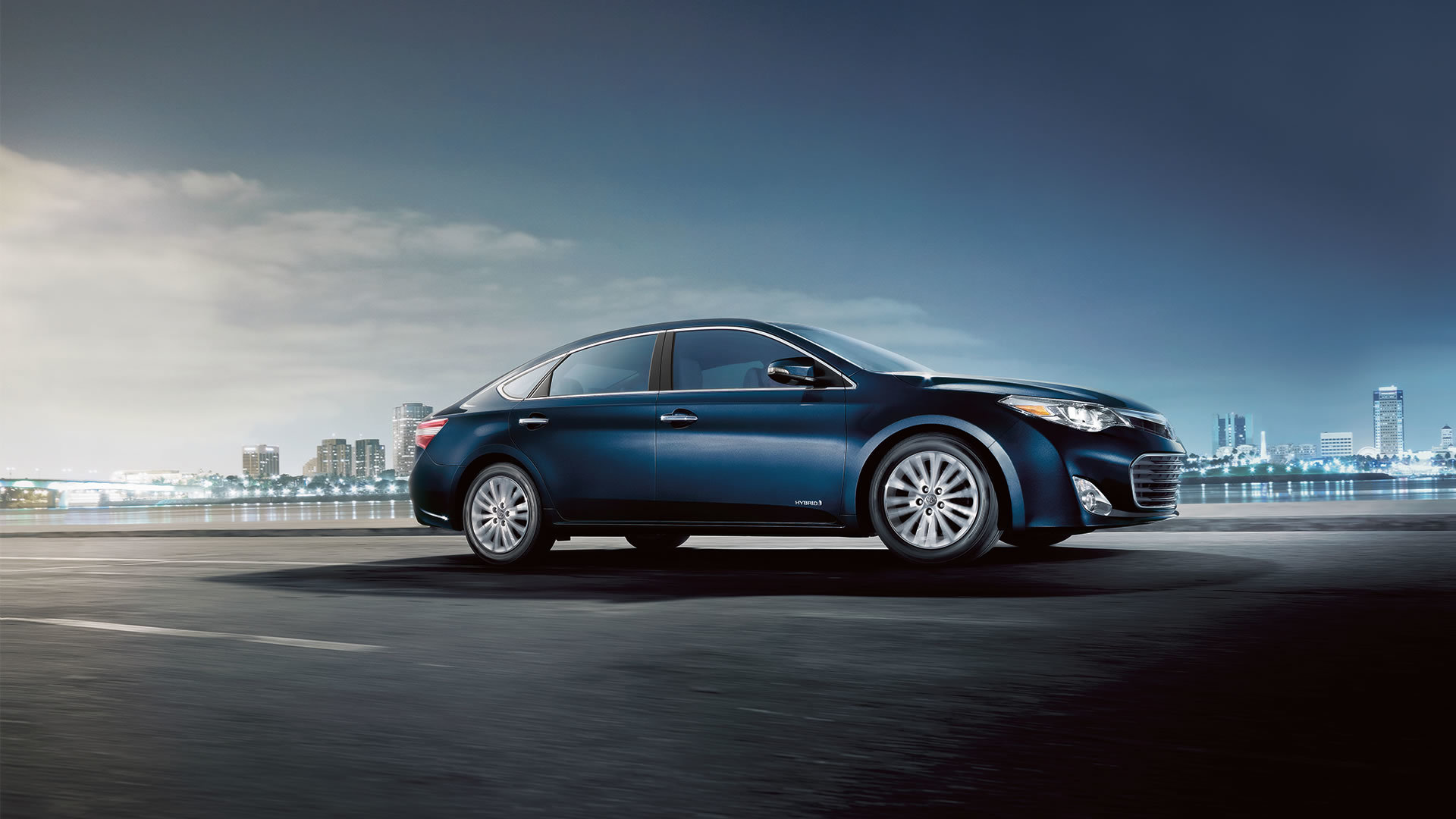 Trims of the 2015 Avalon Hybrid for Sale in Tacoma at Toyota of Tacoma