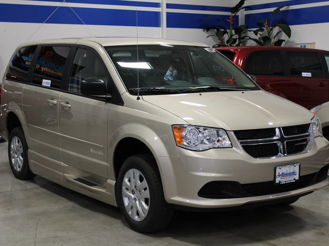Accessible Minivan Rentals in Woodinville at Absolute Mobility Center