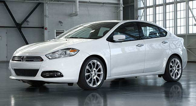 2015 Dodge Dart near Knoxville at Farris Motor Company