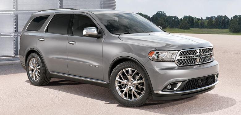 2015 Dodge Durango near Knoxville at Farris Motor Company