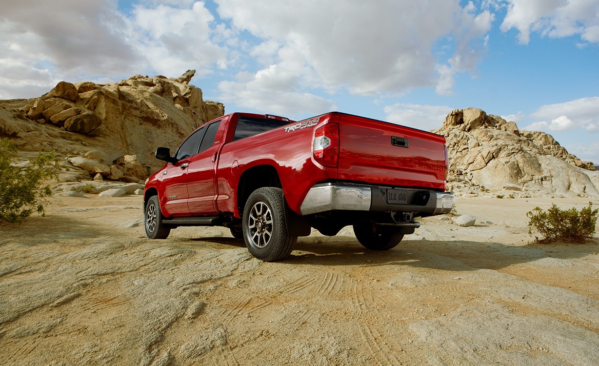2015 Toyota Tundra for Sale near Spokane at Toyota of Yakima Union Gap Washington