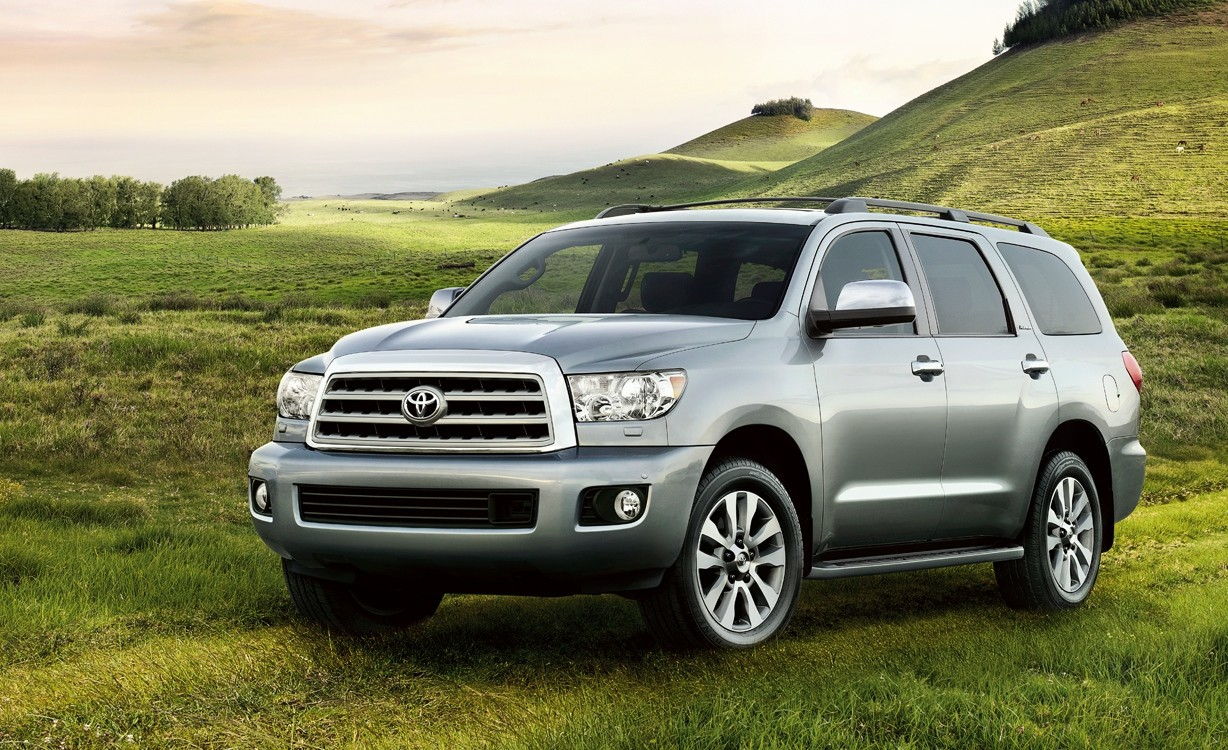 2015 Toyota Sequoia for Sale near Tacoma at Doxon Toyota