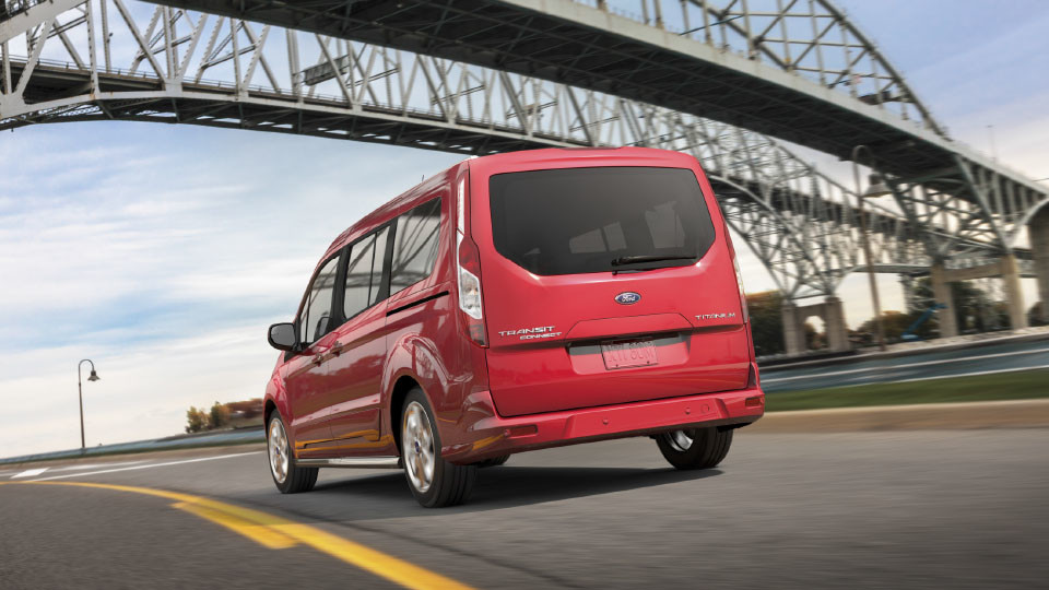 2016 Ford Transit Connect for Sale in Spokane at Gus Johnson Ford