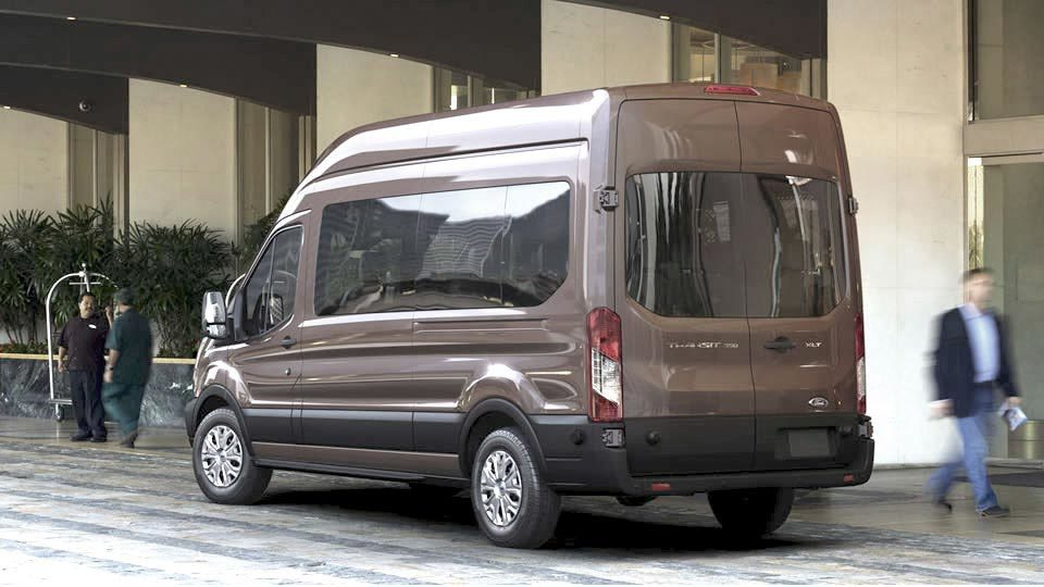 2016 Ford Transit for Sale in Spokane at Gus Johnson Ford