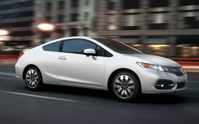2015 Honda Civic Coupe for Sale in Sumner at Honda of Fife